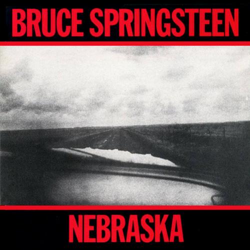 Émois graphiques probes & visuels chouettes - Page 4 Bruce-springsteen-nebraska