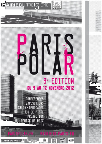 Affiche Paris Polar 2012