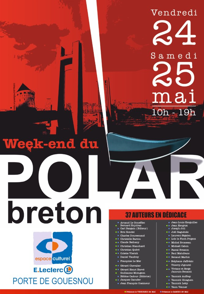 Week-end du polar breton 2013