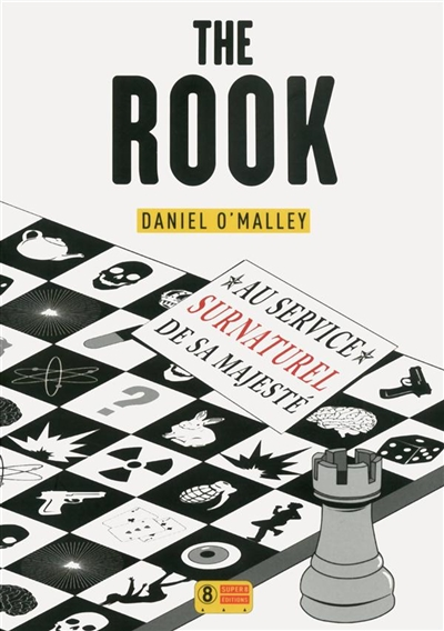 The Rook : au service surnaturel de Sa Majesté