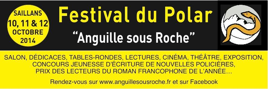 Anguille sous roche 2014