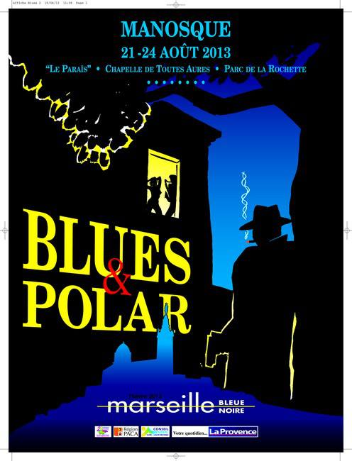 Affiche Blues & Polar 2013